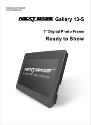 NextBase Gallery 13-S User Manual