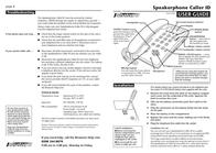 Binatone 3488 User Manual