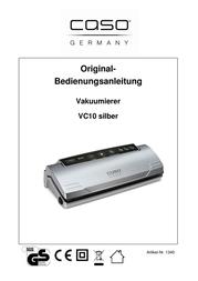 Caso VC10 1340 Data Sheet