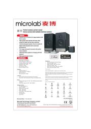 Microlab IH-11 Leaflet