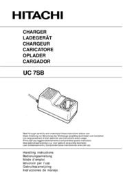 Humminbird UC 7SB User Manual