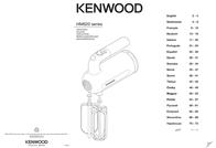 Kenwood Home Appliance Hand-held mixer Kenwood 350 W White 0WHM620002 Data Sheet