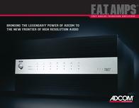 Adcom GFA-7607 Leaflet