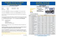 World Marketing of America DFA-45 Leaflet