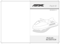 Astone OCEAN SCOOTER - JET SKI for Kids 54700 Data Sheet
