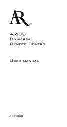 Acoustic Research ARi3G User Manual