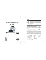 Lexibook SW100BB Instruction Manual