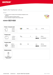 Katrin 954601 Leaflet