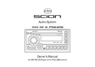 Scion PT546-00100 User Manual
