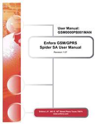 Enfora GPRS User Manual