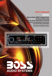 BOSS 760DI User Manual