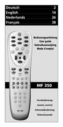 Aiwa MF-350 User Manual