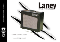 Laney cub12r User Guide