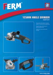 Ferm 1050W AGM1041 AGM1041 Leaflet