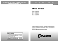 Mfa Gearbox motor 06:01 4.5-15V 385 MOTOR 950D61 Data Sheet