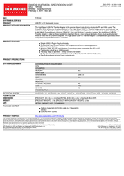 Best Data FXR100 Leaflet
