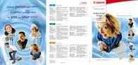 Canon COPIER FC224 4CPM 0009A055 Leaflet