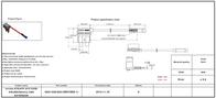 Kunzer FLACHSICHERUNGSADAPTER C001-028-0021 Data Sheet