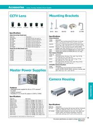 EverFocus AC16-2-2UL Leaflet