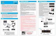 Roadmaster VRHDUA100 Leaflet