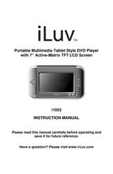 iLuv i1055 User Manual