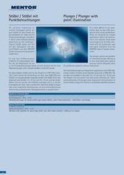 Mentor Clear 2271.3015 Data Sheet