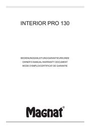 Magnat Symbol Pro 130 White PRO130 Data Sheet