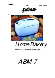 PRIMA ABM 7 User Manual