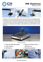 CH Products 100-350 Leaflet