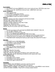 Diablotek yt263bk1g User Guide
