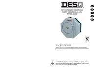 Desq 2004 User Manual