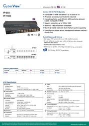 Austin Hughes Electronics Ltd CE-15 User Manual