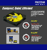 Recom RC-12025BY Leaflet