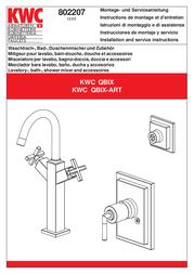 KWC QBIX User Manual