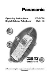Panasonic EB-GD90 Manual De Usuario