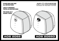 AIR-O-SWISS AOS 2055 User Manual