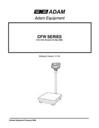 Adams Building Set CFW 300 User Manual