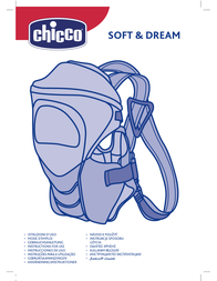 Chicco SOFT AND DREAM User Manual