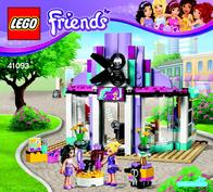 Lego Friends LEGO® FRIENDS 41093 HEARTLAKE FRISEURSAL 41093 User Manual