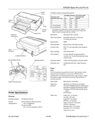 Nissan EPSON Stylus Pro User Manual