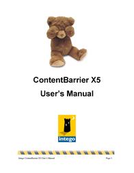 Intego EDUCBX5-SU User Manual