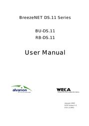 Alvarion BREEZENET BU-DS.11 User Manual