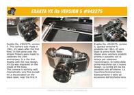 Exakta VX IIa Leaflet