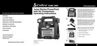 Cobra CJIC 250 CJIC-250 User Manual