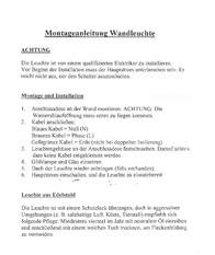 Konstsmide 7213-250 Leaflet
