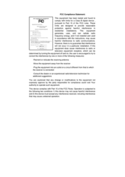 Gigabyte GA-6VTXEA User Manual