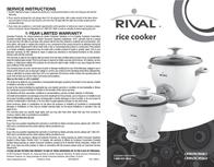 Rival CKRVRCM061 User Manual