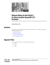 Cisco Cisco Email Security Appliance C680 Release Notes