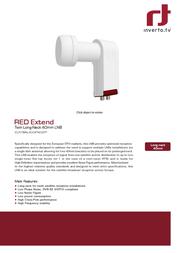 Inverto IDLR-TWNL40-EXTND-OPP 912-370 Data Sheet