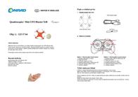 Amewi Blaxter X40 25152 Data Sheet